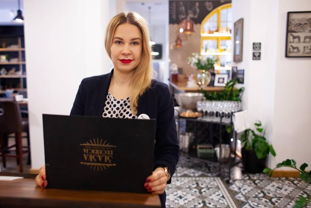Kamila Janta, Kierownik Sali