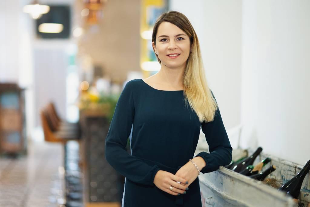 Anna Palowska, kierownik działu rezerwacji