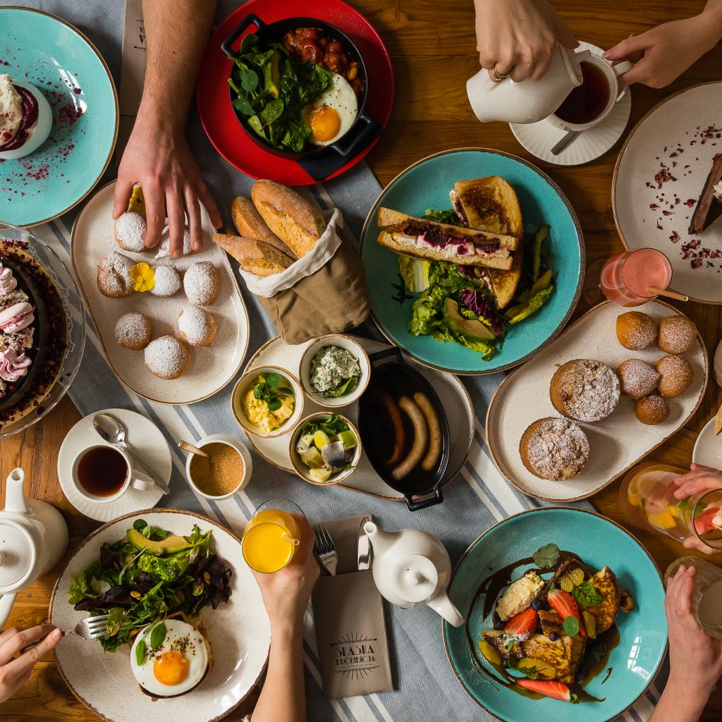 Śniadanie na stole! Rusza oferta śniadaniowa